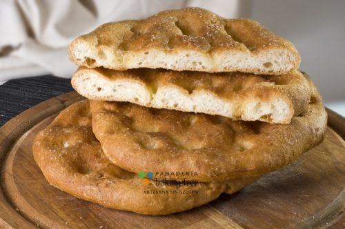 coca en sal panadería sin gluten baking free