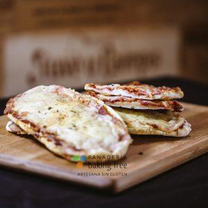 coca pizza panadería sin gluten baking free