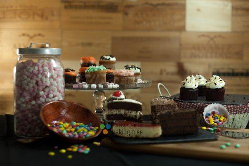 Celebración panadería Sin Gluten baking free
