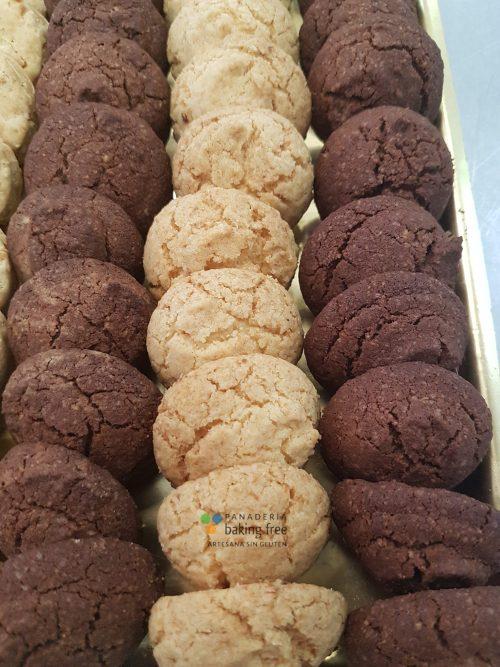 galletas dulces panadería sin gluten baking free