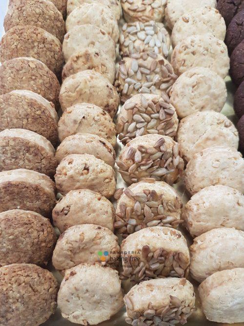 galletas saladas panadería sin gluten baking free