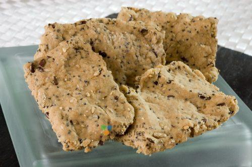 galletas semillas panadería sin gluten baking free