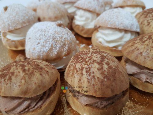 lionesas panadería sin gluten baking free