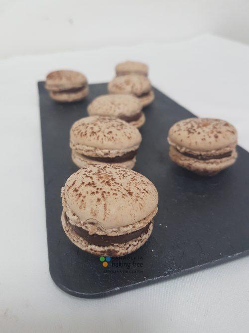 macarons panadería sin gluten baking free