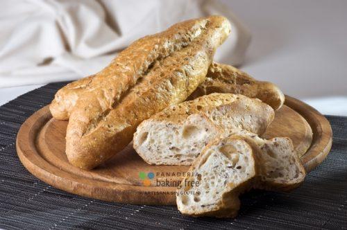 pan con semillas panadería sin gluten baking free