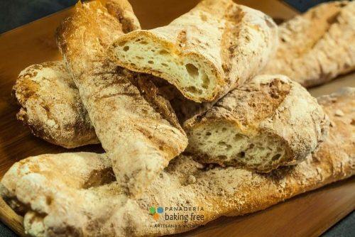 pan de avena panadería sin gluten baking free