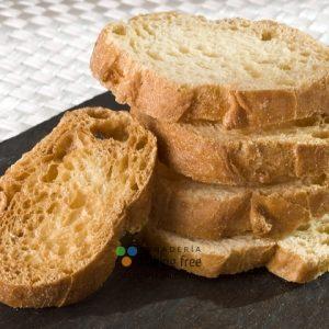 pan tostado panadería sin gluten baking free