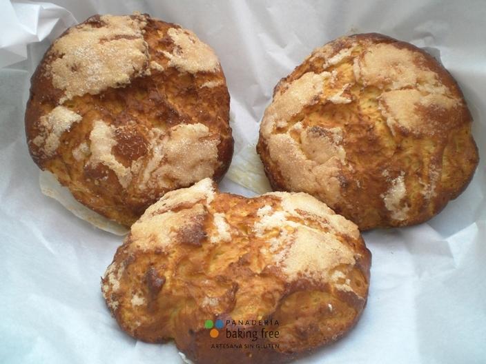 pan quemao panadería sin gluten baking free