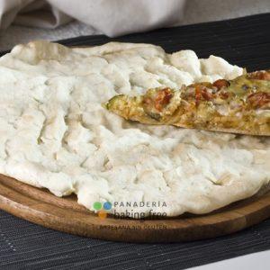 pizza precocida panadería sin gluten baking free