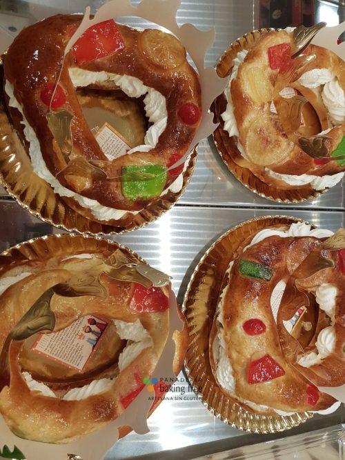 roscón panadería sin gluten baking free