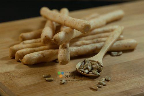 rosquilletas con pipas panadería sin gluten baking free