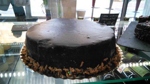 tarta trufa y chocolate panadería sin gluten baking free