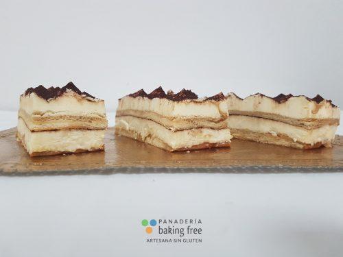 tarta tiramisú panadería sin gluten baking free