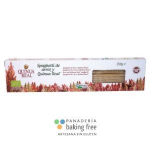 espaguetis quinoa panadería sin gluten baking free