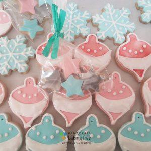 galletas de navidad panadería in gluten baking free