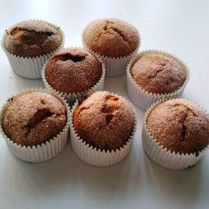 magdalenas sin huevo panadería sin gluten baking free