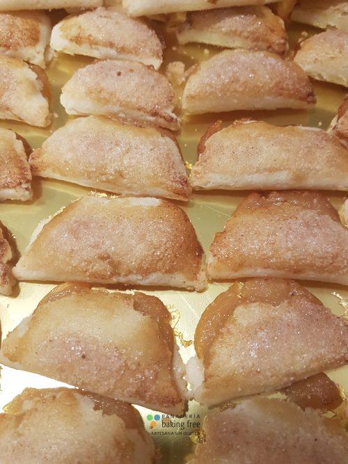 pastissets de boniato panadería sin gluten baking free