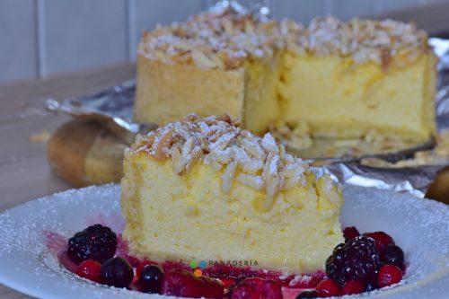 tarta de queso panadería sin gluten baking free