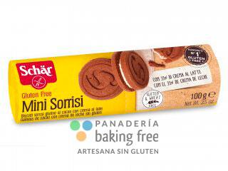 Mini Sorrisi panadería sin gluten baking free