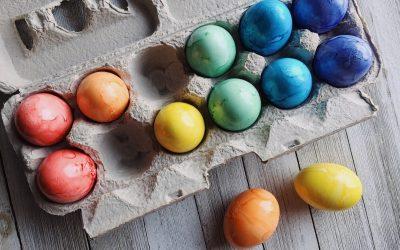 ¡Ya están aquí los productos de Pascua!