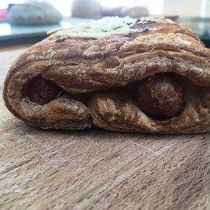 Napolitana Sin gluten Baking Free panaderia sin lactosa sin huevo sin azúcar valencia sin gluten campanar