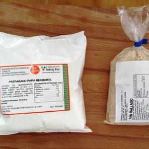 magdalenas sin gluten sin lactosa sin huevo baking free panaderia sin gluten valencia campanar moncada bechamel croquetas