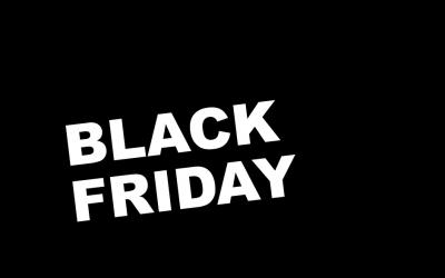¡Ya está aquí el Black Friday!