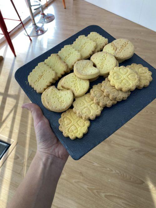 navidad pastissets boniato cabello sin gluten campanar valencia sin lactosa baking free panaderia sin gluten